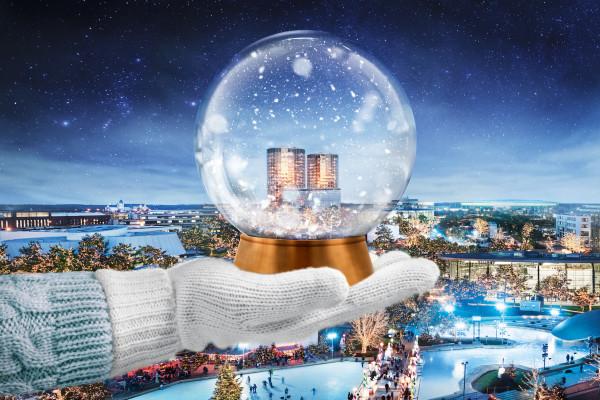 Winterwelt KeyVisual
