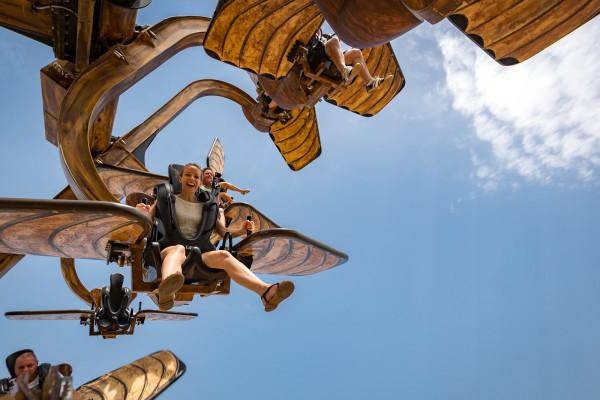 Leonardos Flugmaschine