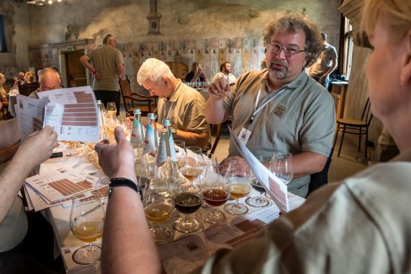 international erfahrener Beer Judge Markus Raupach