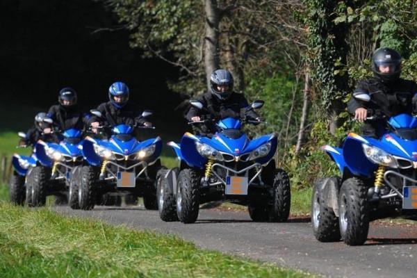 Quad-Tour Nordeifel