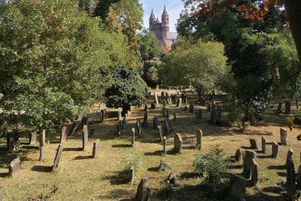Jüdischer Friedhof 'Heiliger Sand'
