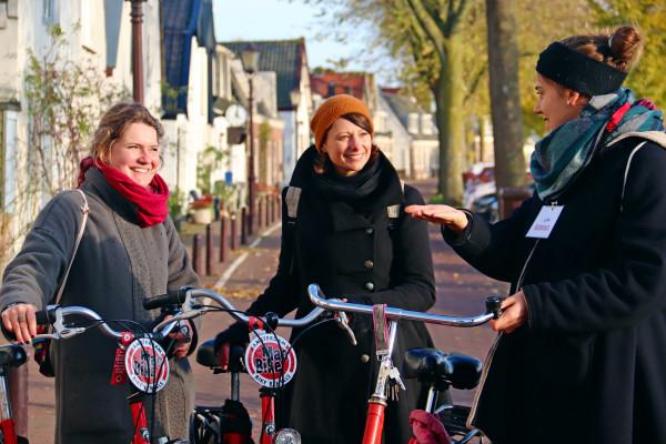Fahrradtour Noord