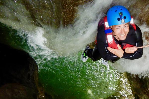 Canyoning Rio Nero mia LOLgarda
