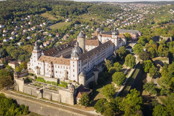 Festung Marienberg in Würzburg (Foto: CTW/Dietmar Denger)