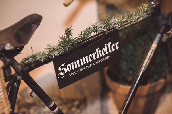 Der Sommerkeller ist der Treffpunkt für alle Genießer in Straubing