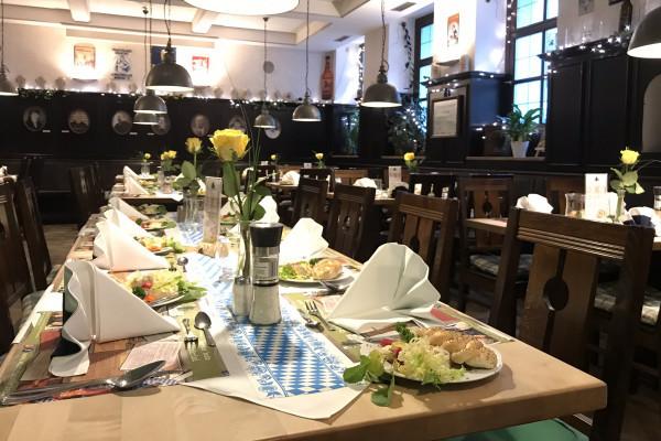 Das Brauwirtshaus Bruckmüller ist der Treffpunkt für alle Genießer in Amberg