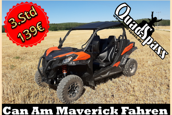 Can Am Maverick