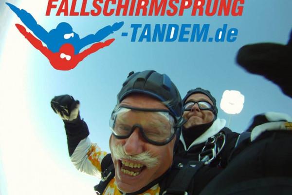 Fallschirmspringen mit Körpergewicht über 90 Kg