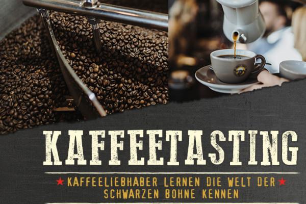 Kaffee-Tasting