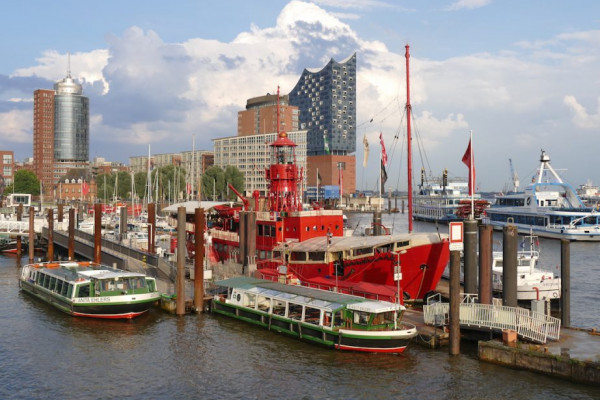 Elbphilharmonie & Große Hafenrundfahrt