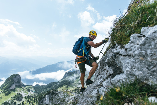 Achensee Klettersteigcamp  © sportalpen.com