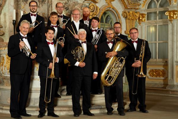 Blechbläserensemble Ludwig Güttler | Foto: Jörg Riethausen