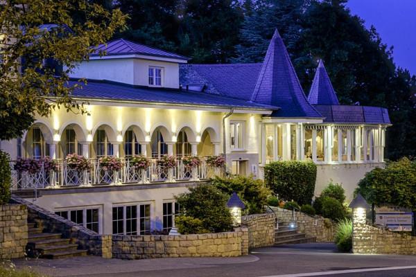 Hotel Domaine La Forêt in Remich