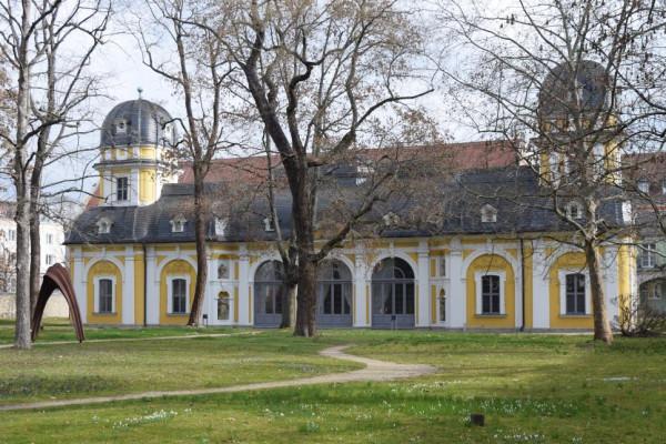 Gartenpavillon Juliusspital (c) Dr. Antje Hansen