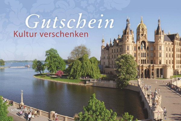 Schwerin Geschenkgutschein