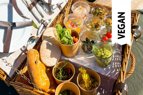 Bild Autostadt Restaurants Serviervorschlag