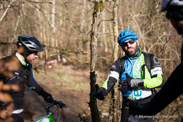 Biketours Coaching Theorie