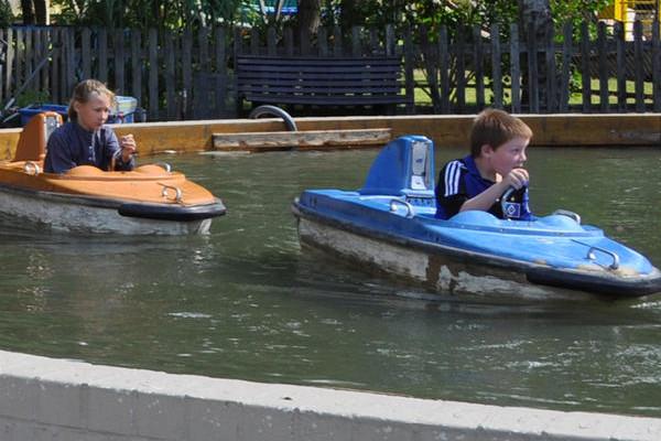 Bootfahren