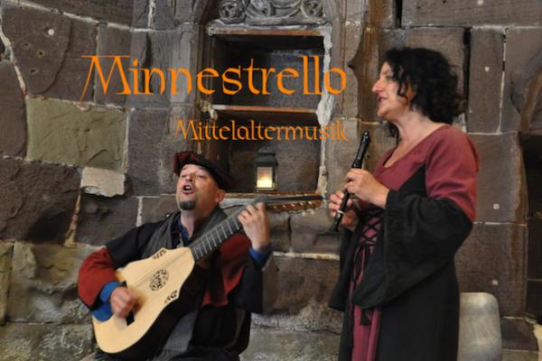 Minnestrello Mittelaltermusik