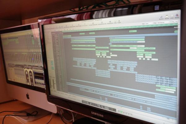 Musikunterricht bei Benedikt Kuhn
