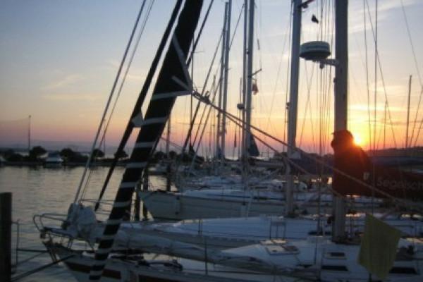 Hafen Portoroz