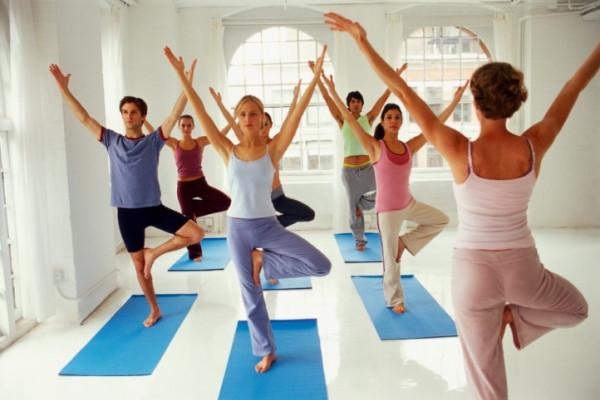 Yoga-Kurs