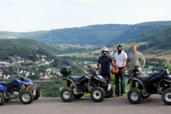 Quad-Tour