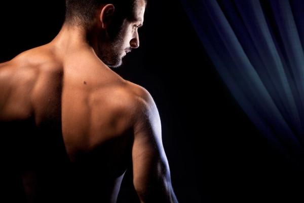 Rücken enthaart