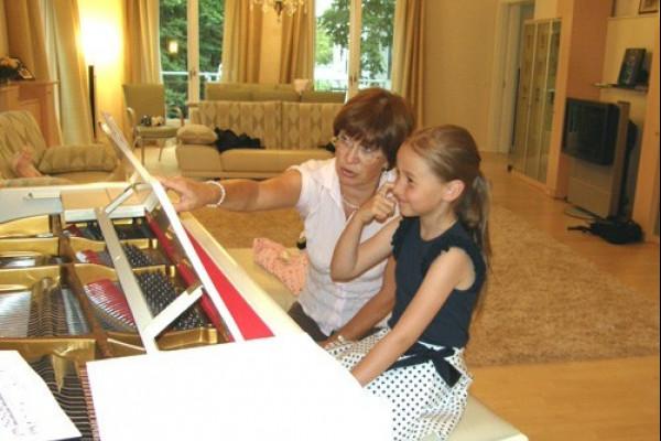 Klavierunterricht Hamburg