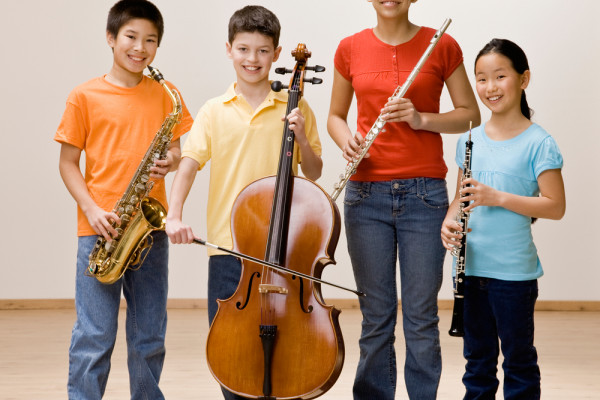 Musikschule Berlin - instrumentenkarussell