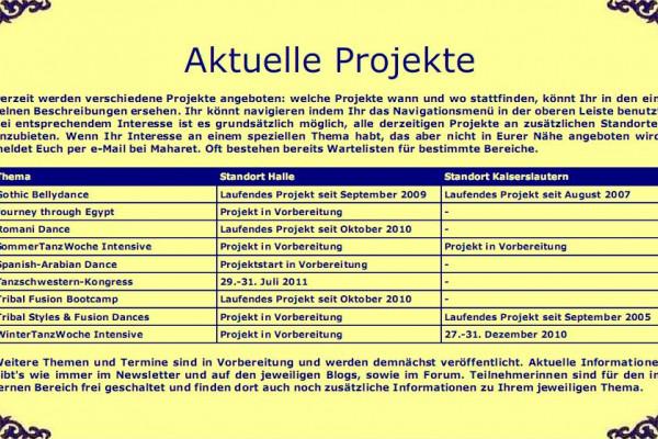 Tanzschule Halle_Projekte - Privatstunden