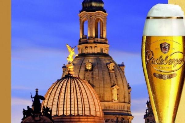 Radeberger Pilsner Bierführung in Dresden