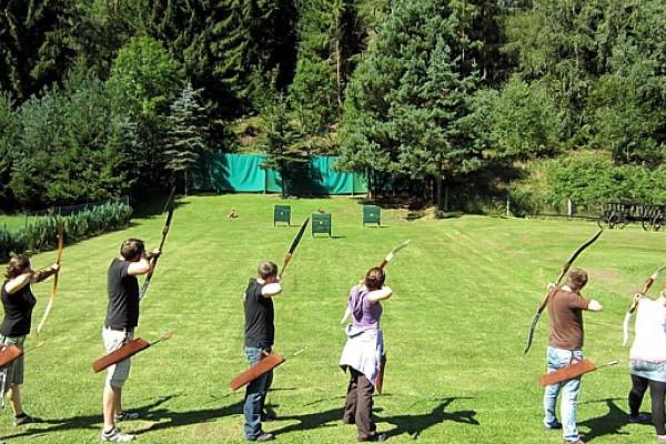 Bogenschießen in Rohrbach