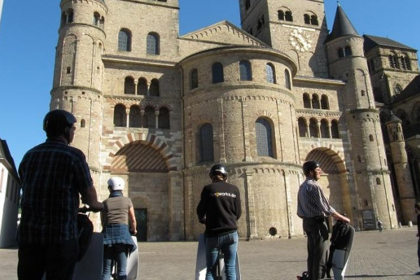 Segway-Tour in Trier