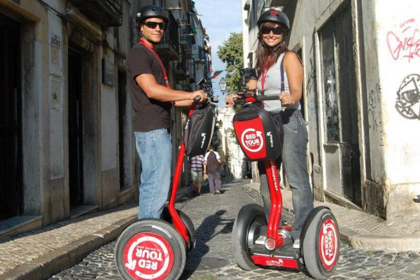 Segway Tour in Alfama
