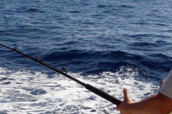 Angeln im Roten Meer