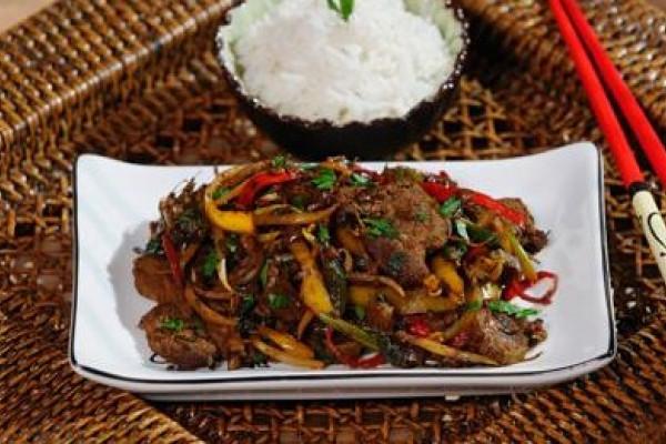 Thailändisch kulinarisch