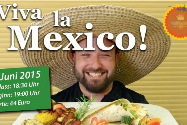 Mexikanischer Abend
