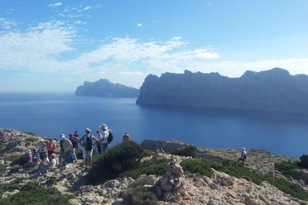 Wandern auf Mallorca von S'Alquería Vella nach Betlem