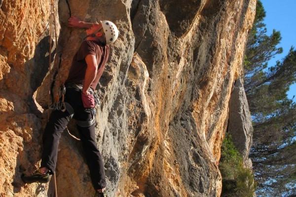 Climbing Mallorca