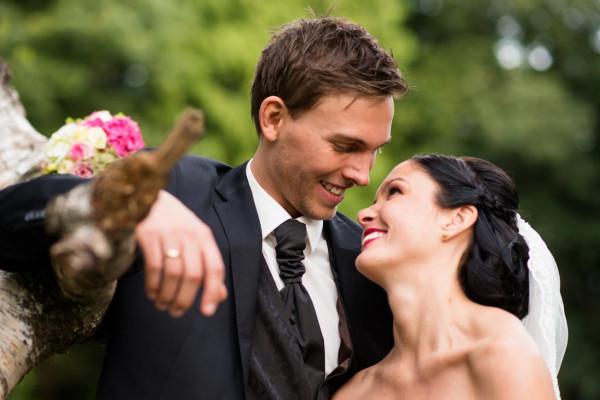 Professionelle Hochzeitsfotos in Leipzig