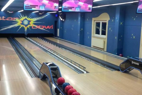 Bowling im Planet Kart-o-Mania in Geiersthal