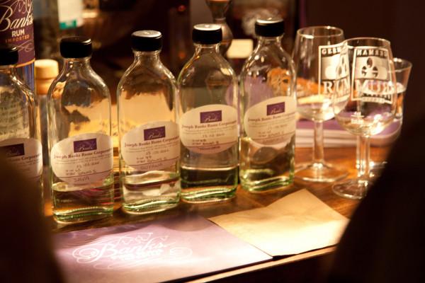 Rum Verkostung in Berlin