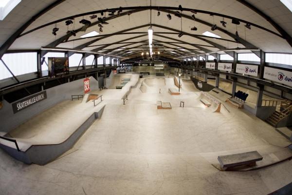 Skatehalle Aurich