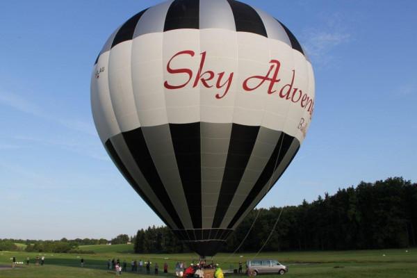 Sky Adventure - unvergessliche Ballonfahrt in der Region Amberg-Sulzbach