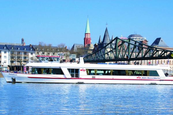 Copyright: KD Deutsche Rheinschiffahrt AG