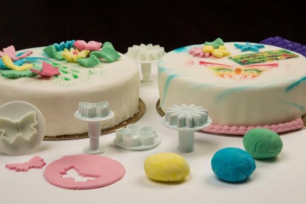 Farben, Formen, Kuchen