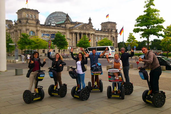 Segway Touren in Berlin Mitte