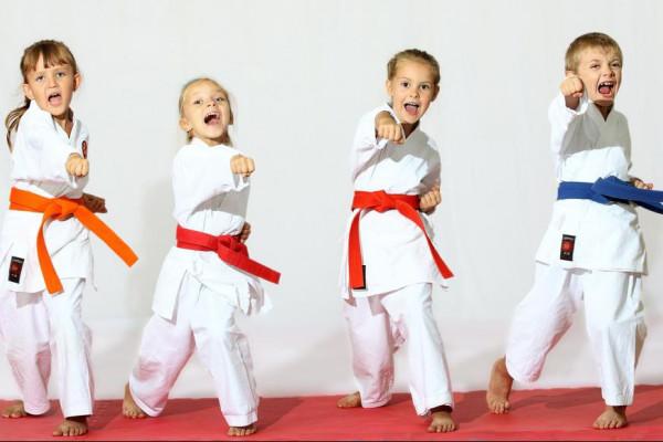 Kindergeburtstag feiern in Remscheid - Kampfkunst