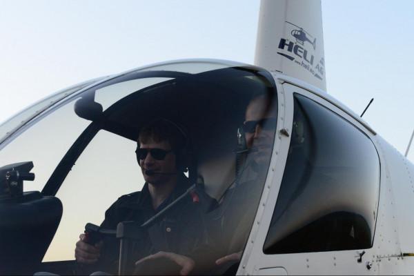 Hubschrauber Selbst Fliegen